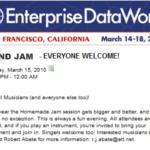 EDW 2010 San Francisco Conference Brochure