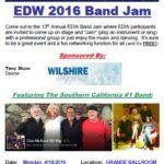 EDW 2016 Band Jam Handout