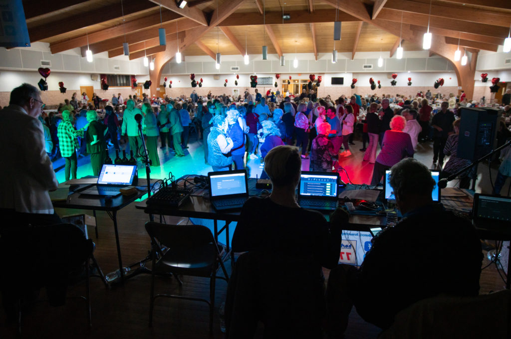2/15/20 Event in Toms River with over 450 in attendance for First Ever Band Jam 4D Computer Show