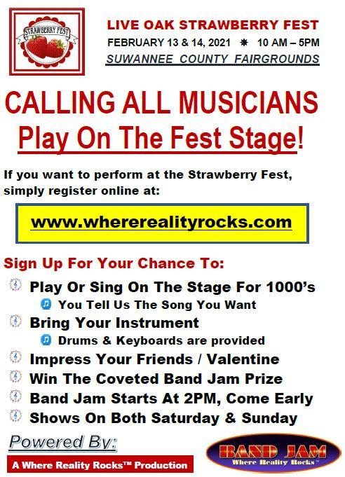 FL Strawberry Fest