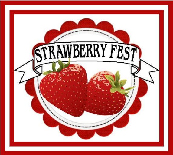 Strawberry Fest Logo