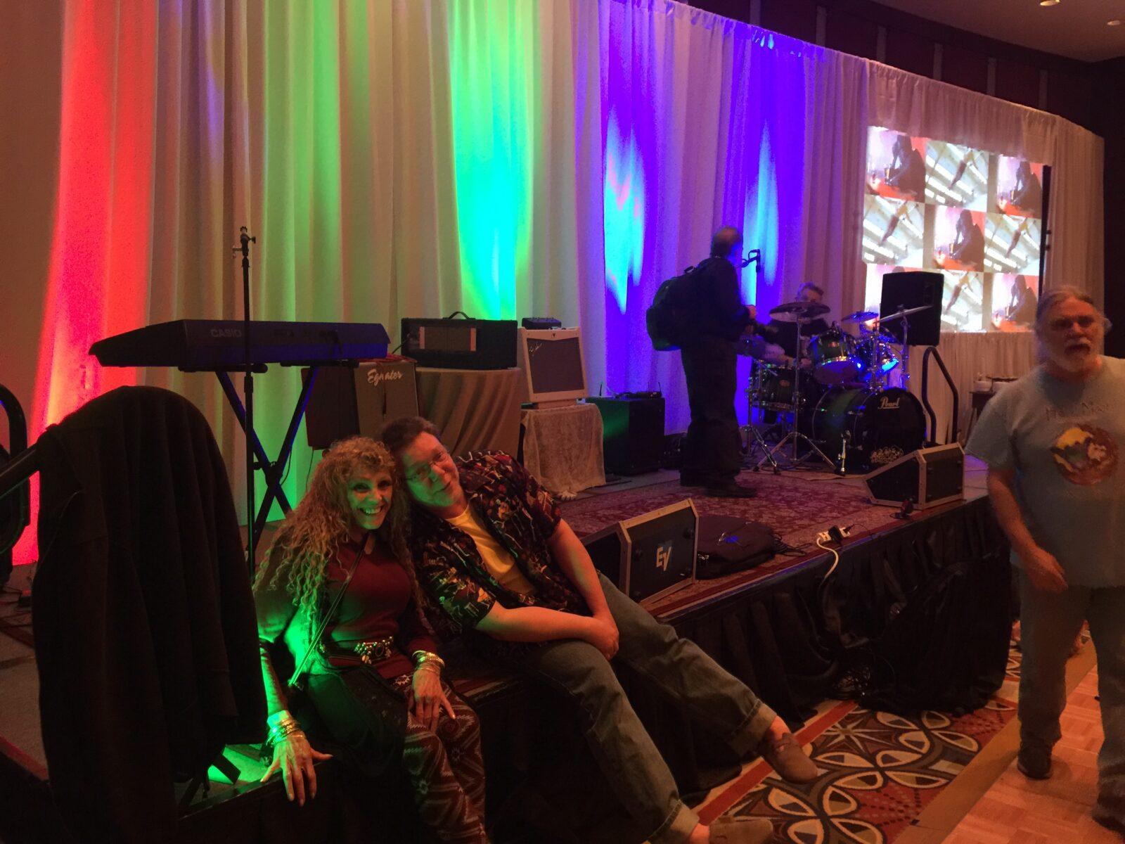 Enterprise Data World 2017 Band Jam At The Omni in Atlanta